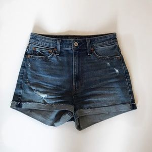 Abercrombie & Fitch High Waisted Shorts